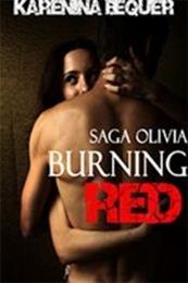 descargar epub Burning red – Autor Karenina Becquer