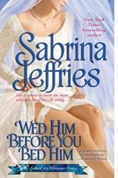 descargar epub Cásate con él antes de acostarte con él – Autor Sabrina Jeffries