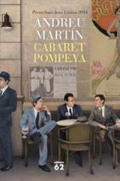 descargar epub Cabaret Pompeya – Autor Andreu Martín