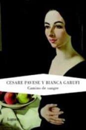 descargar epub Camino de sangre – Autor Bianca Garufi;Cesare Pavese