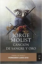 descargar epub Canción de sangre y oro – Autor Jorge Molist