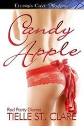 descargar epub Candy apple – Autor Tielle St. Clare gratis