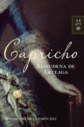 descargar epub Capricho – Autor Almudena de Arteaga gratis