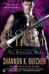 descargar epub Caricia de sangre – Autor Shannon K. Butcher