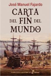 descargar epub Carta del fin del mundo – Autor Jose Manuel Fajardo