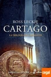 descargar epub Cartago – Autor Ross Leckie