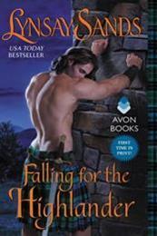 descargar epub Cayendo por el Highlander – Autor Lynsay Sands