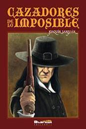 descargar epub Cazadores de lo imposible: Solomon Kane – Autor Joaquín Sanjuán