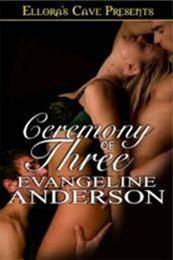 descargar epub Ceremonia para tres – Autor Evangeline Anderson