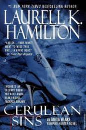descargar epub Cerulean sins (Pecados azul celeste) – Autor Laurell K. Hamilton