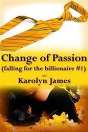 descargar epub Change of passion – Autor Karolyn James