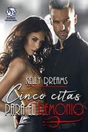 descargar epub Cinco citas para el demonio – Autor Kelly Dreams gratis