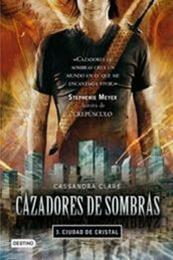 descargar epub Ciudad de cristal – Autor Cassandra Clare