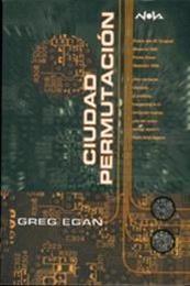 descargar epub Ciudad permutación – Autor Greg Egan
