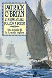 descargar epub Clarissa Oakes, polizón a bordo – Autor Patrick OBrian gratis