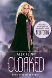 descargar epub Cloaked – Autor Alex Flinn