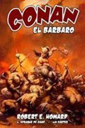 descargar epub Conan el bárbaro – Autor L. Sprague de Camp;Lin Carter;Robert E. Howard