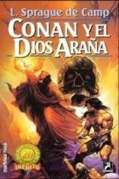 descargar epub Conan y el dios araña – Autor L. Sprague de Camp