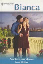descargar epub Concierto para el amor – Autor Anne Mather