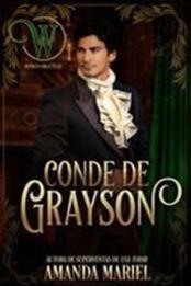 descargar epub Conde de Grayson – Autor Amanda Mariel