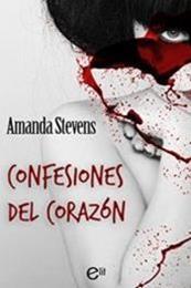 descargar epub Confesiones del corazón – Autor Amanda Stevens gratis
