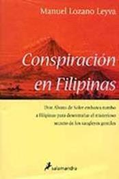 descargar epub Conspiración en Filipinas – Autor Manuel Lozano Leyva