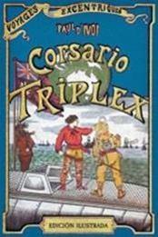 descargar epub Corsario Triplex – Autor Paul D' Ivoi gratis
