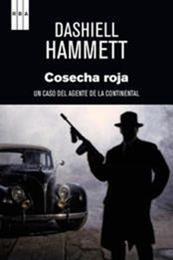 descargar epub Cosecha roja – Autor Samuel Dashiell Hammett