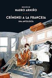 descargar epub Crímenes a la francesa – Autor Vari@s autores gratis