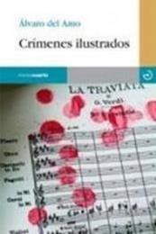 descargar epub Crímenes ilustrados – Autor Álvaro del Amo