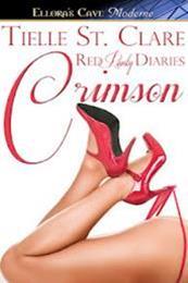 descargar epub Crimson – Autor Tielle St. Clare gratis