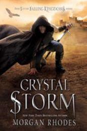 descargar epub Crystal storm – Autor Morgan Rhodes