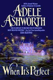 descargar epub Cuando todo es perfecto – Autor Adele Ashworth