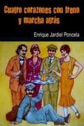 descargar epub Cuatro corazones con freno y marcha atrás – Autor Enrique Jardiel Poncela