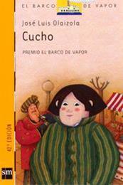 descargar epub Cucho – Autor José Luis Olaizola