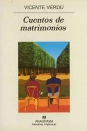 descargar epub Cuentos de matrimonios – Autor Vicente Verdú