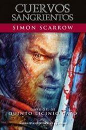 descargar epub Cuervos sangrientos – Autor Simon Scarrow gratis