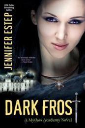 descargar epub Dark Frost – Autor Jennifer Estep gratis