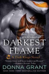 descargar epub Darkest flame – Autor Donna Grant