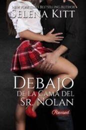 descargar epub Debajo de la cama del señor Nolan – Autor Selena Kitt