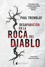 descargar epub Desaparición en la roca del diablo – Autor Paul Tremblay