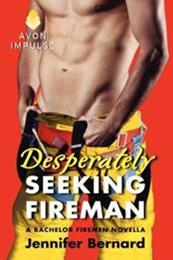 descargar epub Desperately seeking fireman – Autor Jennifer Bernard