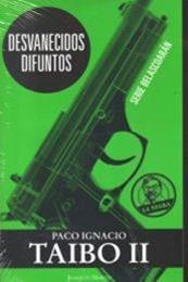 descargar epub Desvanecidos difuntos – Autor Paco Ignacio Taibo II