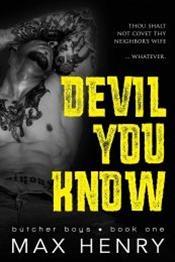 descargar epub Devil you know – Autor Max Henry