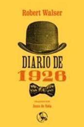 descargar epub Diario de 1926 – Autor Robert Walser