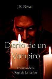 descargar epub Diario de un vampiro – Autor J.R. Navas