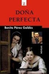 descargar epub Doña perfecta – Autor Benito Pérez Galdós gratis
