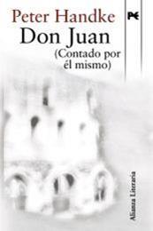 descargar epub Don Juan (Contado por él mismo) – Autor Peter Handke