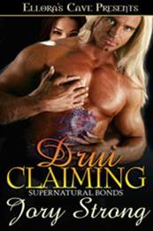 descargar epub Drui claiming – Autor Jory Strong