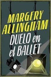 descargar epub Duelo en el ballet – Autor Margery Allingham